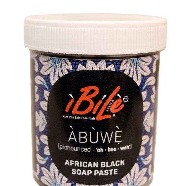 ABUWE Black Soap Paste